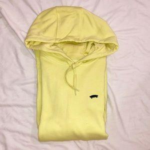 Vans, Regular fit, lime-green/chartreuse hoodie!!